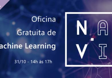 Oficina Gratuita de Machine Learning 25ª Edição – NAVI (Online)!